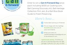 Healthy Preserving - Can it Forward!