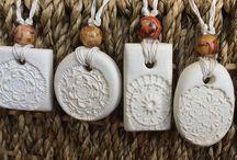 Bijouterias cerâmica