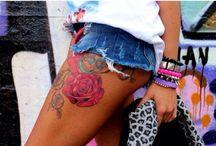 Tattoos / by Rebecca Olson