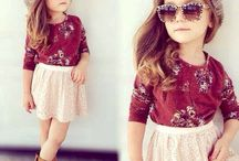 P R I N C E S S  .  A T T I R E / Clothes inspiration for my girls.