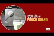 Gift Box Punch Board / by Stampin with J - Stampin' Up!