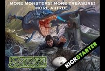 Monsters & Treasure of Aihrde on Kickstarter! / Posts and pics about the latest Kickstarter from Troll Lord Games; bringing this book into hardcover and hopefully full color! https://www.kickstarter.com/projects/676918054/castles-and-crusades-monsters-and-treasure-of-aihr