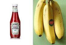 Unusual food combinations