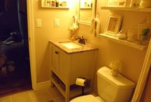 bathroom / by Kerry Young