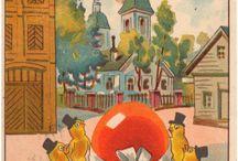 Estonian postcards