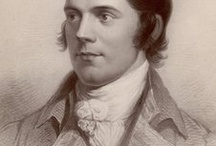 Research - Robert Burns wig / Images and research for the creation of a wig and facial hair based on Robert Burns