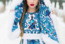 Русский стиль|Russian style