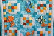 Gyermekminták / Gyermekeknek készíthető textil képek, takarók, faliszőnyegek,stb. amit lehet hogy megcsinálnék