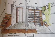 cloakroom&closet