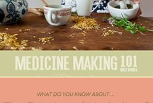Medicine and herbs