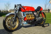Motorcycle concepts and one-offs / Motorcycle concepts and one-offs