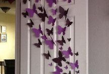 День рождения Бабочки