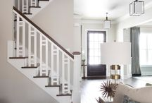 railings | banisters | stairs
