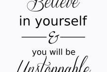 My Goal - Postive