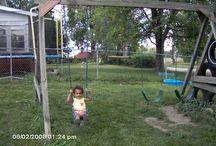 Swings! / by Maya Miller