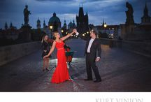 The most beautiful wedding proposal ever (in Prague)