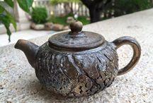 Tea pots, czajniczki / Inspiracje czajnikowe