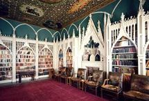 Home Libraries / Libraries created by individuals in their private homes.