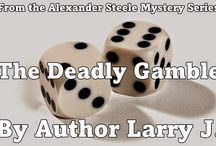 Murder Mysteries / Novels and short stories pertaining to murder mysteries. / by BookTown Team
