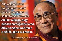 Idézetek ,bölcseségek