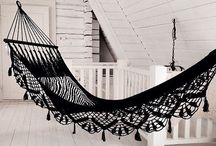 Indoor & Outdoor Hammocks