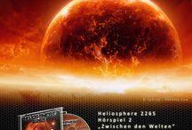 """Heliosphere 2265 - Hörspiel 2, """"Zwischen den Welten"""" / Artwork zum zweiten Hörspiel von Heliosphere 2265, """"Zwischen den Welten"""". Mehr Infos: http://bit.ly/1EmNTBT"""