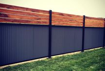 Trevin C. Fence Ideas