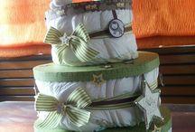 Diaper cake オムツケーキ