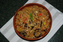 Bulgur, quinoa y otros granos