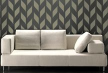 Wall painting patterns
