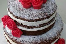 Bolos Naked Cake ❤