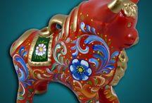 Céramique artisanale péruvienne / Céramique fait 100% à la main par des artisans du Pérou. Elle représente les coutumes péruviennes.