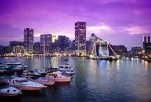 More to Maryland than Crab Cakes / What's not to love about Maryland.  Rolling hills to the west, a beautiful harbour to the east and a vibrant city life in Baltimore.  Baseball, boating and so much more.