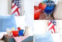 labor day & fourth of july