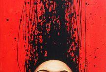 SPLASHES / Welcome to my splashes art world. More info at www.gordeyko.ru