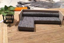 Miniatuur - meubels