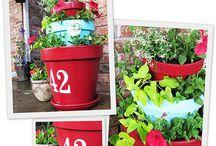 Garden Ideas / Things I would love in my garden.  So pretty!