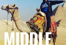 Middle East Travel Ideas