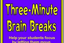 Brain breaks / 20 classroom activities