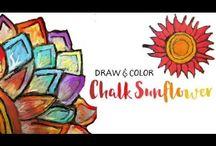 Art-Tutorials-Pastels/Oils