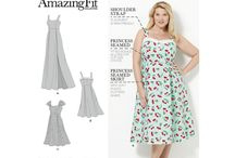 Dressmaking ~ patterns