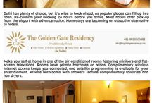 Best Delhi Guest House / Delhi has plenty of choice, but it's wise to book ahead, as popular places can fill up in a flash. Re-confirm your booking 24 hours before you arrive. Most hotels offer pick-up from the airport with advance notice. Homestays are becoming an attractive alternative to hotels.