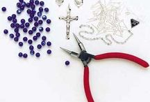 Rosary Making / Parts and Stuff