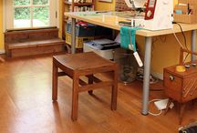 Dream sewing rooms