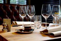 Restaurant meubels / Teakhouten meubels voor restaurant, hotel, eetcafé of bar