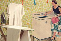 Dona de casa iniciante: 5 dicas infalíveis na lavanderia!