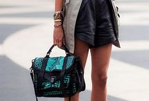 EDGY STREET STYLE / edgy street style inspirations from women around the world