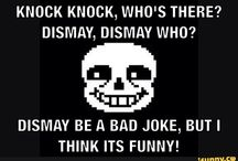 shitty jokes