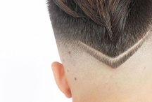 Men's neckline shapes