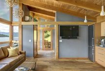 TIMBER IN INTERIORS